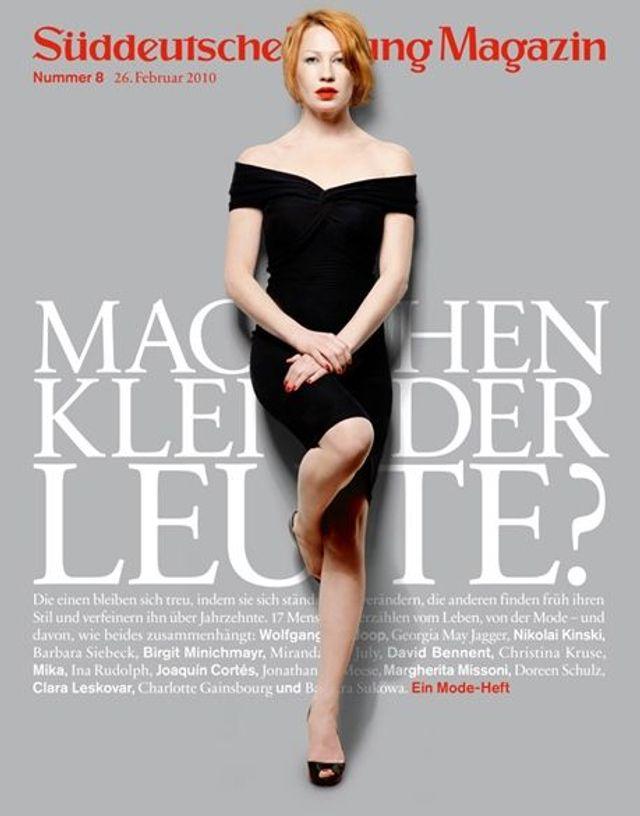 Machen Kleider Leute? - Süddeutsche Zeitung Magazin