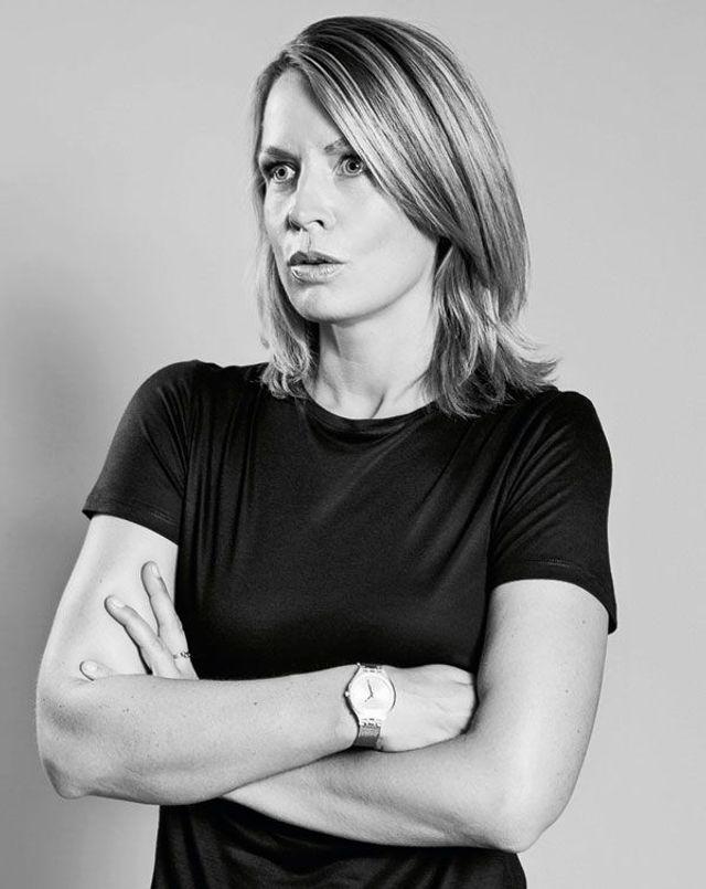 Sportschau-Moderatorin Jessy Wellmer im Interview ohne