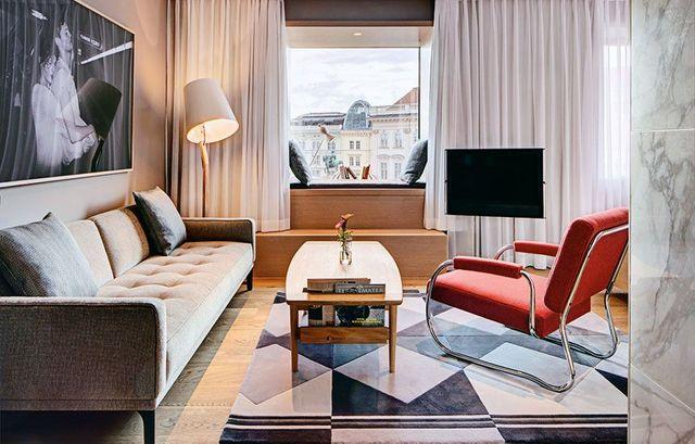 Hotel Europa The Guesthouse Vienna Wien Osterreich Sz Magazin