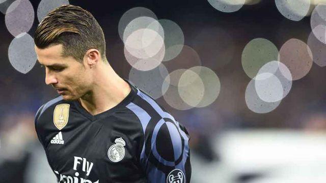 Was Will Uns Ronaldo Mit Seiner Frisur Sagen Süddeutsche Zeitung