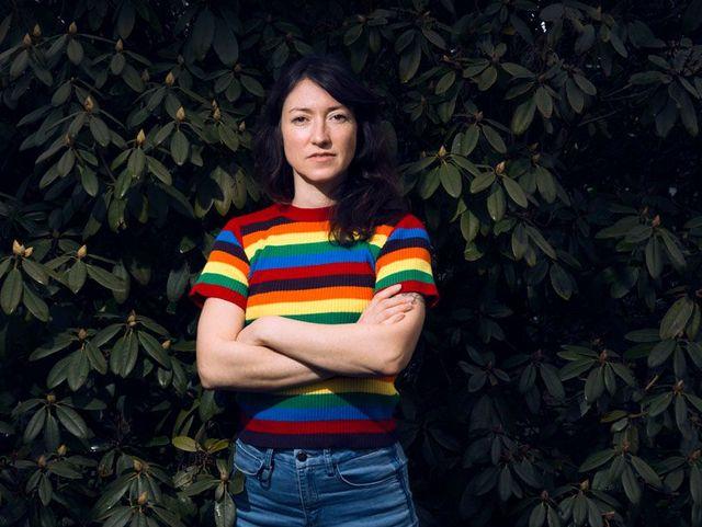 Charlotte Roche über Fremdgehen Affären Und Eifersucht Sz Magazin