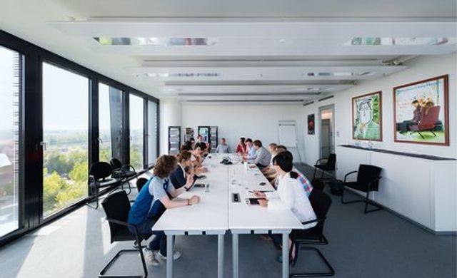 Modernes büro design  Modernes Büro-Design - Süddeutsche Zeitung Magazin