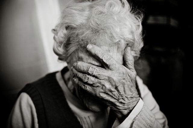 Einsamkeit im Alter - eine Begegnung - SZ Magazin