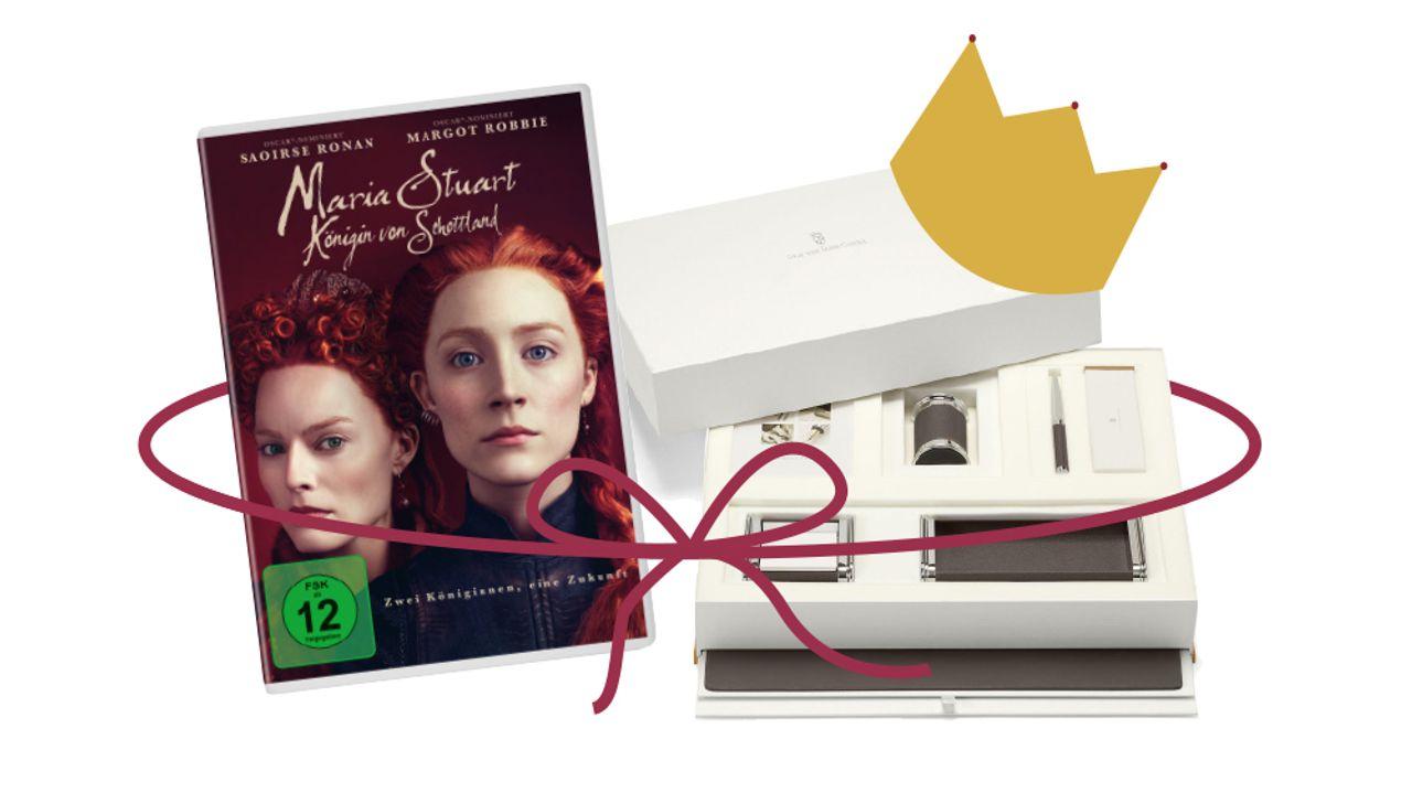 Gewinnspiel: Schreibset aus der Graf von Faber-Castell Collection
