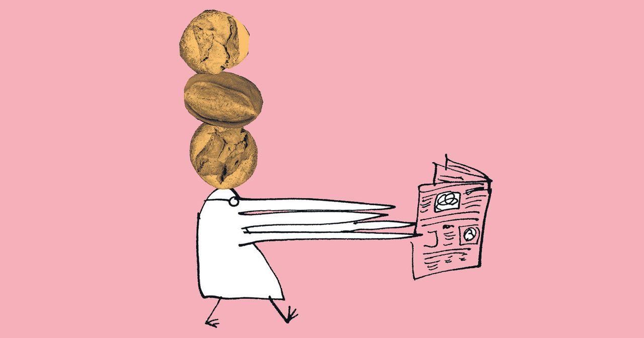Das Semmel-Zeitungs-Problem