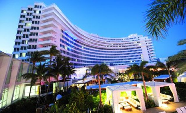 Folge 6 Fontainebleau Miami Beach Florida Suddeutsche Zeitung