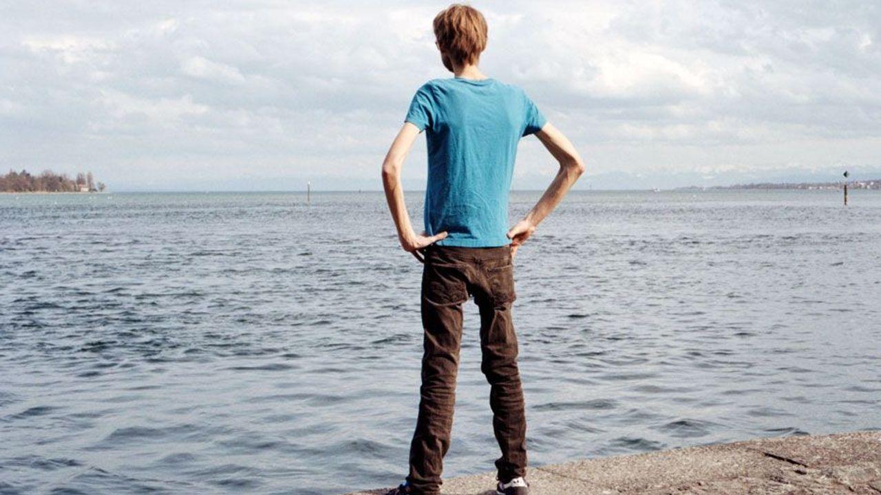 Mann bin dünn ich zu Übergewicht: Vier