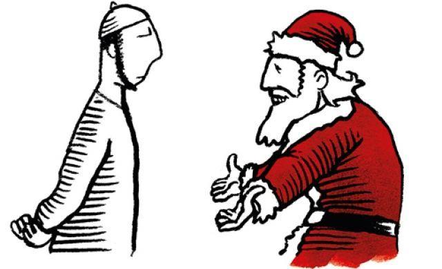Frohe Weihnachten Wann Wünscht Man.Dr Dr Rainer über Weihnachtsgrüße An Die Muslimische Gemeinde Sz