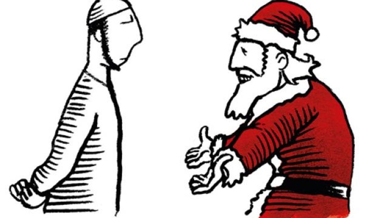 Ironische Weihnachtsgrüße.Dr Dr Rainer über Weihnachtsgrüße An Die Muslimische Gemeinde Sz