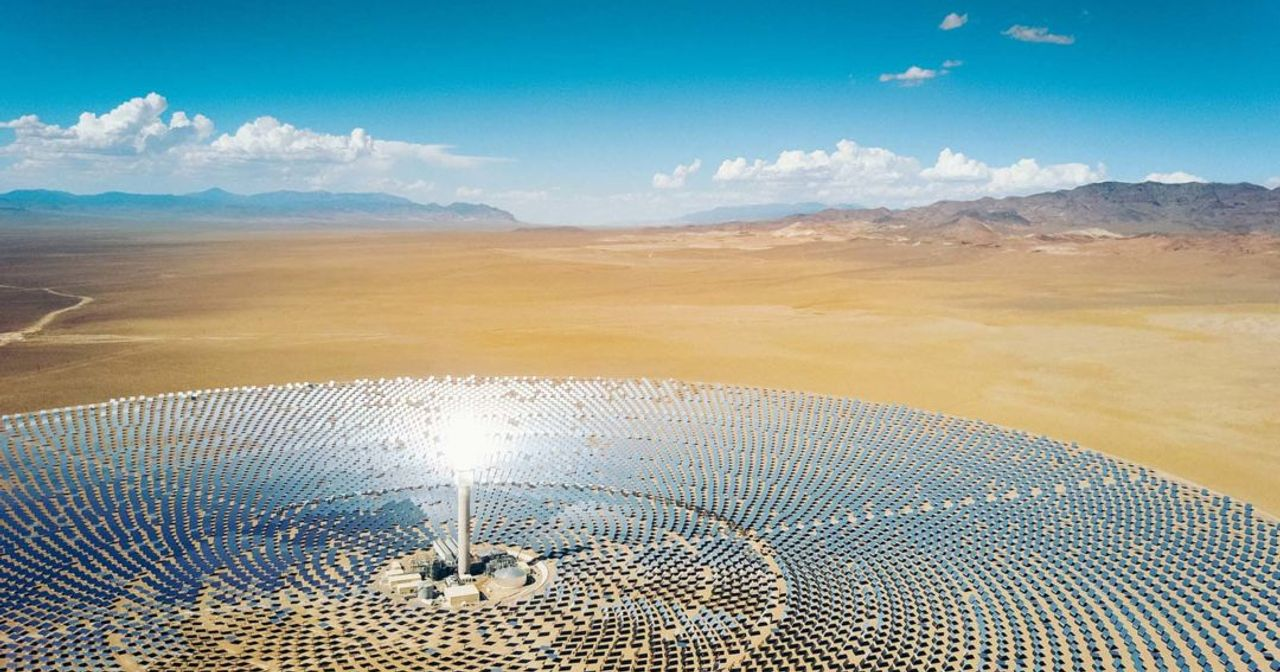 CSP: Heliogen entwickelt konzentrierte Solarenergie