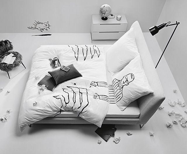 Die Schönsten Betten Und Bettwäsche Trends Der Saison Sz Magazin