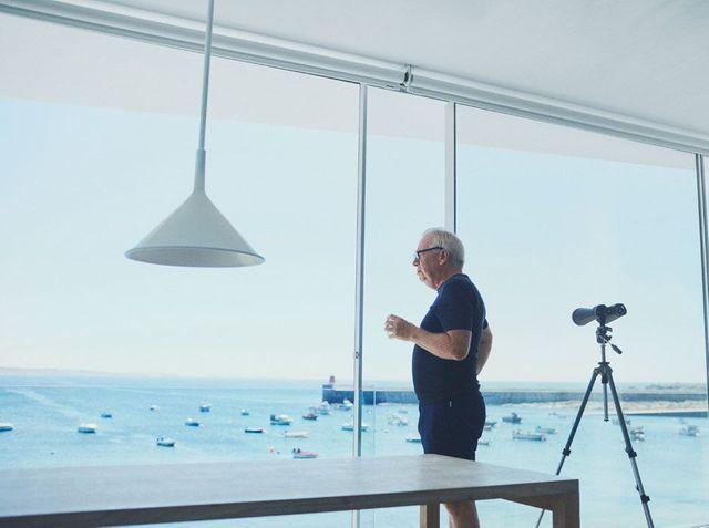 Architekt David Chipperfield im Interview - SZ Magazin