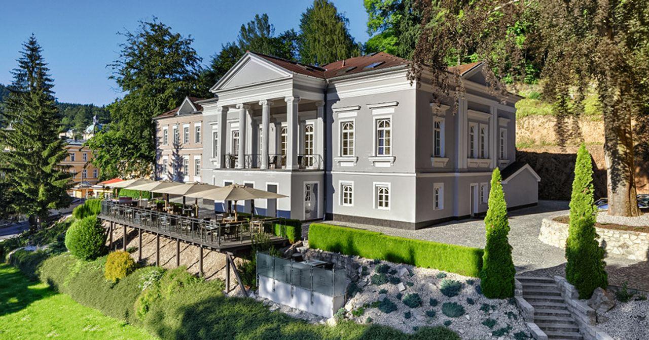 Villa Patriot: Ein Hotel mit besonderen Extras