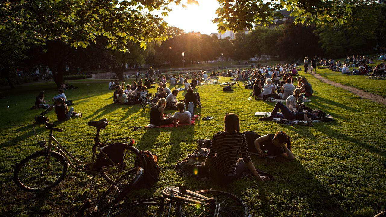 Sommer in Berlin: Der ganz normale Wahnsinn