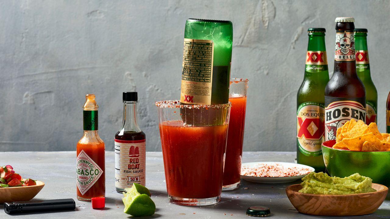 Michelada: Ein Rezept für den mexikanischen Longdrink