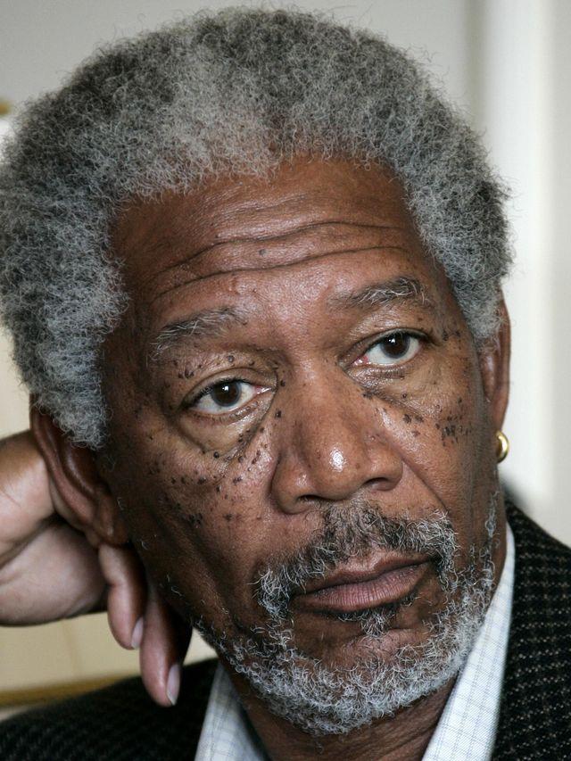Morgan Freeman Im Interview Sz Magazin