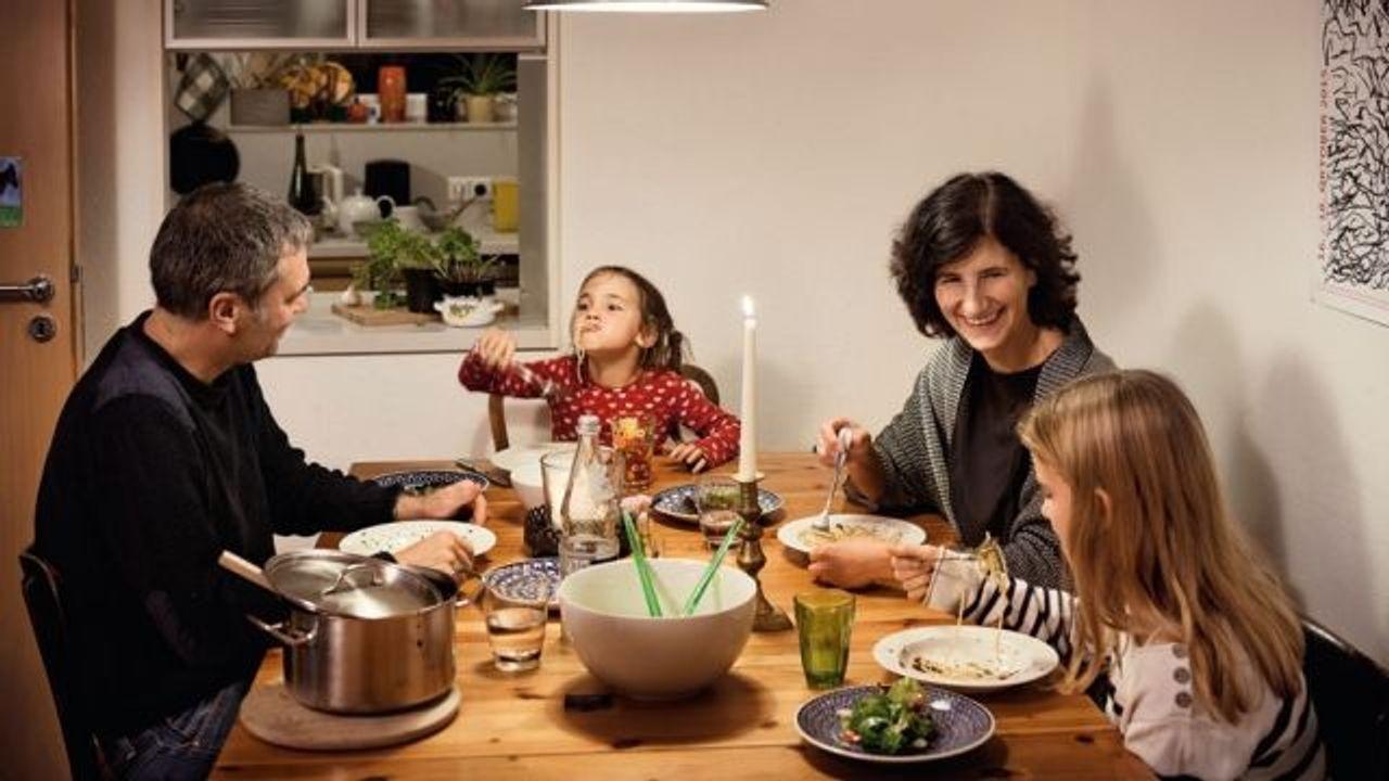 Der Essensplan von Familie Seeber in Stuttgart - Süddeutsche Zeitung Magazin