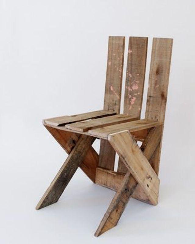 Stuhl Von Martino Gamper
