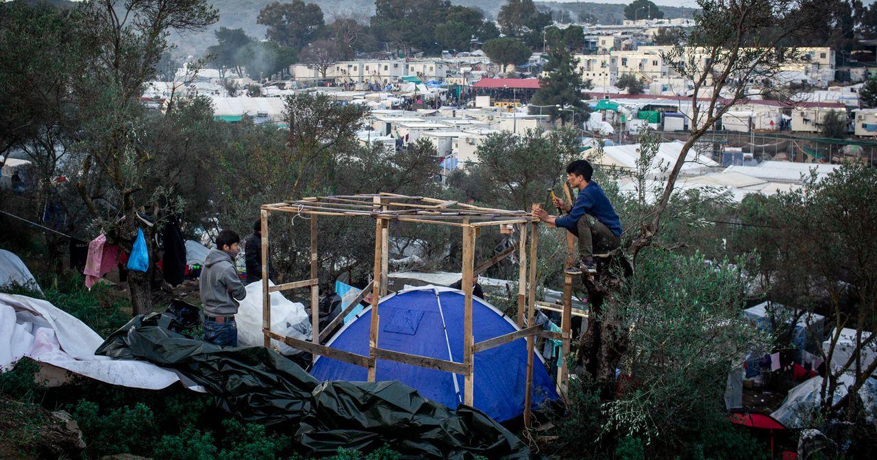 »Das Camp ist eine tickende Bombe«