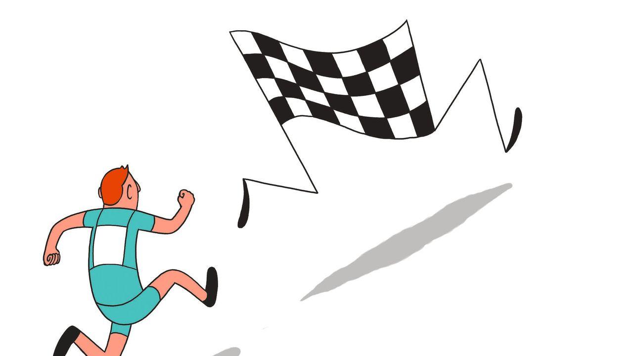 Axel Hacke: Das Ende der sportlichen Rekorde