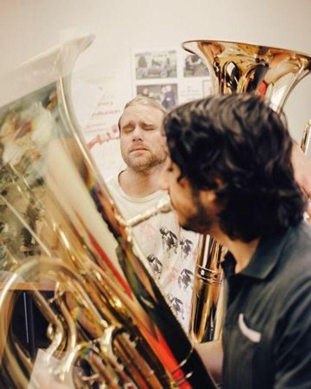 Wie LaBrassBanda versuchten, ihr neues Album »Europa