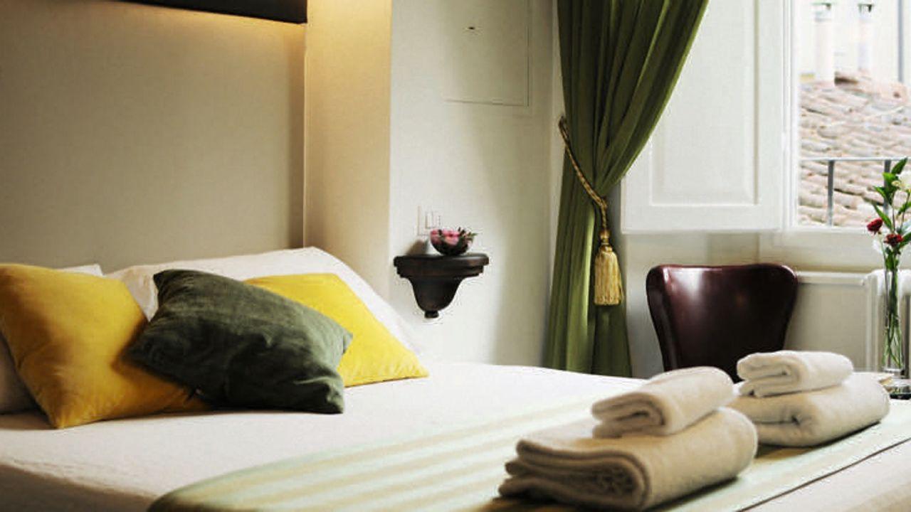 Hotel-Tipp für Florenz: Das »Isola d'Arno«