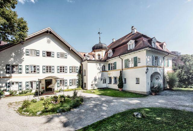 Hotel Europa Schlossgut Oberambach Sz Magazin