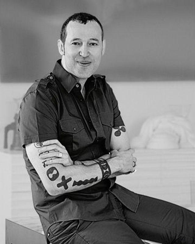 Karim Rashid Erfolgreich Zu Nennen, Wäre Eine Untertreibung: 3000 Designs  In Produktion Für Hersteller In über 40 Ländern, Davon 300 Mit Preisen ...